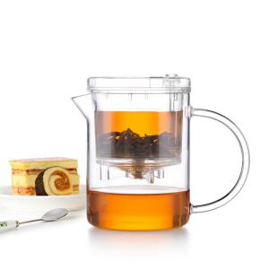 茶具 飘逸杯 尚明EC-21飘逸杯自动过滤泡茶壶350ml
