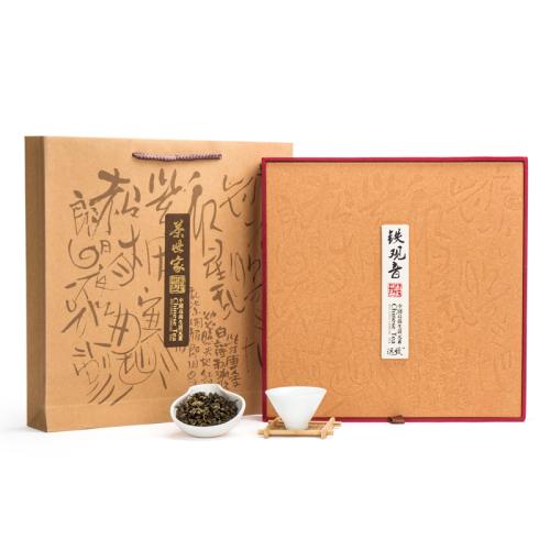安溪铁观音-清香型-茶世家礼盒装210g