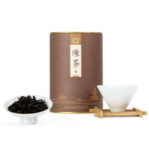 武夷陈茶96g铁罐装 3年陈香气陈韵