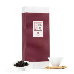 远致武夷陈茶160g纸盒装