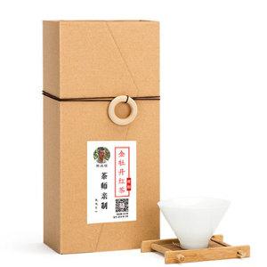 郑远旺茶师 | 政和金牡丹红茶  100g