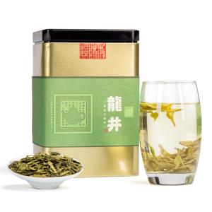 绿茶 龙井 远致龙井铁罐250g装