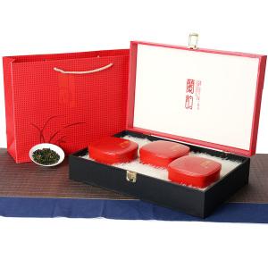 铁观音清香型 消正工艺 兰韵红盒礼盒装 250g