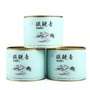 远致 乌龙茶 安溪铁观音 一级浓香型消青工艺 3铁罐装210g