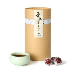 普洱 糯米香小熟沱250g 喝起来很暖心