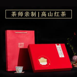 卢允福一泡红高山红茶 礼盒装150g