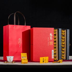 礼盒装-金骏眉-感恩双层500g(含手提袋)