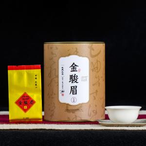 金骏眉3号100g铁罐装  花香型 滋味纯正淡雅 久喝不腻