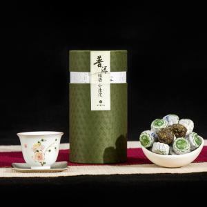 普洱茶-生茶-糯米香小生沱250g