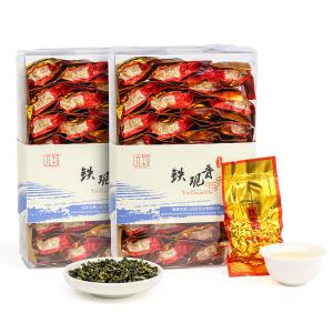 远致 乌龙茶 安溪铁观音 浓香型 (消青工艺)日常工作茶PVC盒装500g