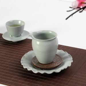 茶具-陶瓷公道杯  2规格可选