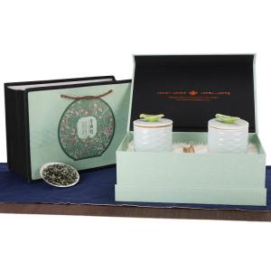 绿茶礼盒-碧螺春-芳满庭陶瓷礼盒装 250g