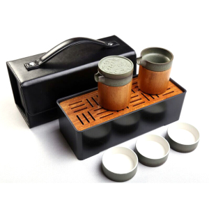 旅行茶具 方圆有致套装