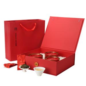 远致乌龙茶漳平水仙清香型礼盒装250g