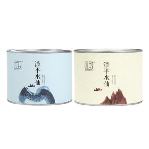 漳平水仙 清香型特级清香型各1罐 200克 组合装