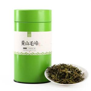 绿茶 黄山毛峰 远致黄山毛峰破春系列50克罐装