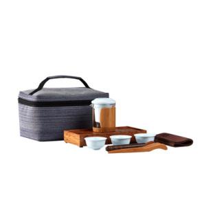 旅行茶具 青瓷旅行套装
