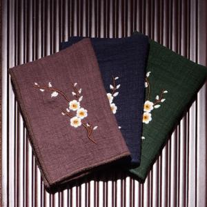 茶具 绣花茶巾