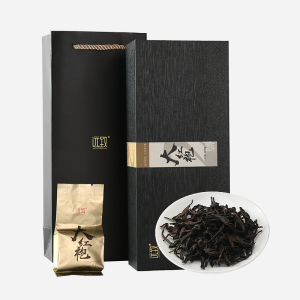 简盒装 武夷山原产地大红袍 2號160g