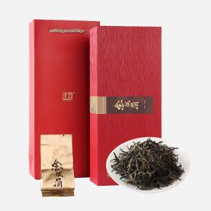简盒装  武夷山原产地 全芽灰芽花香金骏眉 3號150g