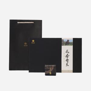 连树文茶师亲制 |  花香奇兰 大红袍