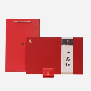 罗洪全茶师亲制 |  一品红 正山小种