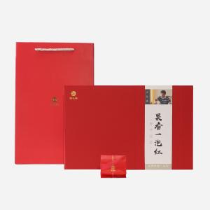 卢允福茶师亲制|  一泡红 高山红茶 2017年