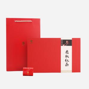 罗洪全茶师亲制 |  老枞红茶 正山小种