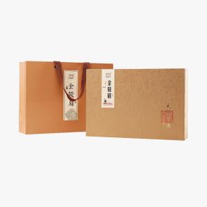 礼盒装 金骏眉 大师手造250g(含提袋)