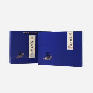 正山小种-蓝色回味礼盒装300g-武夷山红茶好滋味