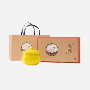 铁观音-清韵双瓷罐礼盒装250g-浓浓兰花香