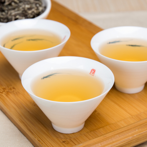 白茶-大师至尊白毫银针礼盒装350g-外形无可挑剔
