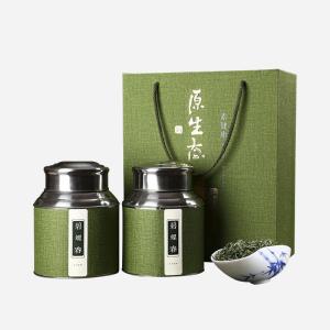 洞庭山原产-碧螺春500g-清爽绿茶大分量礼盒