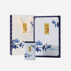 礼盒装 茉莉花茶 青花韵小白芽250g(含提袋)