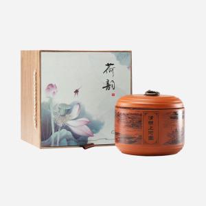 礼盒装 茉莉花茶 荷韵玉螺200g(含提袋)