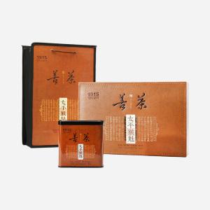 礼盒装 绿茶 太平猴魁善茶礼盒装250g(含提袋)