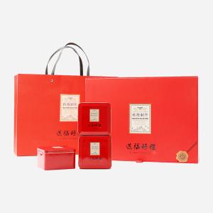 礼盒装-祁门红茶-送福好礼祁门红茶360克装