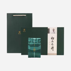 金绍能茶师亲制 |  早春白茶龙井