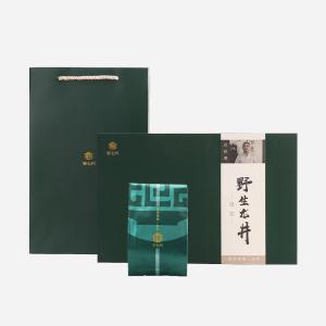 吕秋明茶师亲制 |  野生龙井茶 绿茶 100g