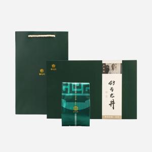 吕秋明茶师亲制 |  龙井43号 绿茶 100g