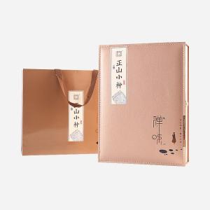 礼盒装 正山小种 金色禅味500g(含提袋)