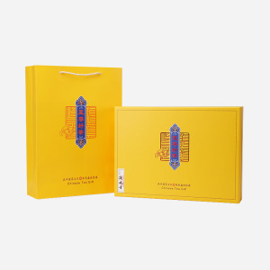 礼盒装 铁观音 至尊好茶500g(含提袋)