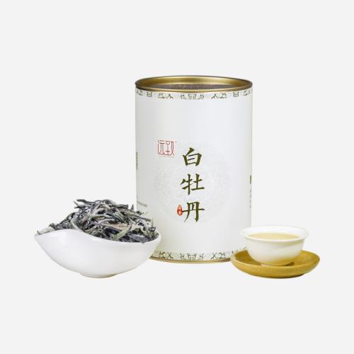 大热门 政和白茶牡丹 80g 清香型