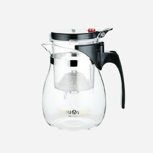 茶具 飘逸杯 金灶TP-757飘逸杯泡茶壶耐热玻璃茶具700ml