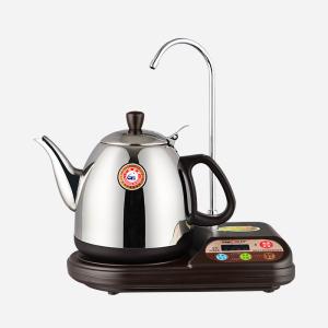 茶具 茶具电器 金灶T-22A自动上水电热水壶抽水器茶具(黑色)