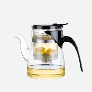 茶具 飘逸杯 尚明A-12鹰嘴B-02长嘴飘逸杯耐热玻璃茶壶茶具600ml