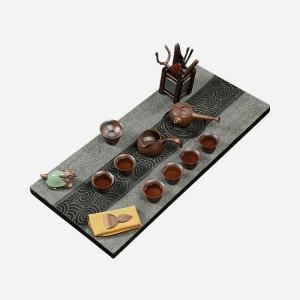 茶具套组 乌金石 匠石运金套装
