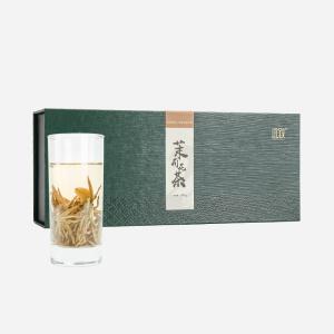 简盒装 茉莉花茶 2号105g(含提袋)