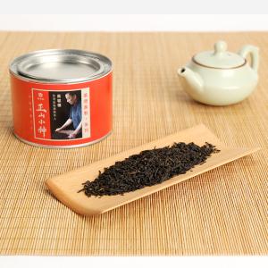 梁骏德大师传统正山小种 切碎茶