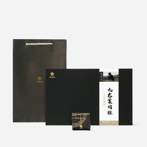 连树文茶师亲制    九龙窠肉桂 大红袍